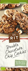 Double Choc Cookies Haselnuss