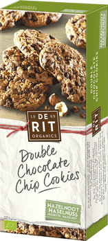 Double Chocolate Chip Cookies, Haselnuss